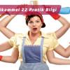 Kadınlara Mutfakta Kullanabilecekleri 22 Mükemmel Pratik Bilgi