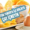Kahvaltıda Yumurta İle Birlikte Çay İçmeyin