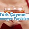 Türk Çayının Vücuda Faydaları