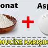 Saçlarınız İçin Aspirin Karbonat Maskesi