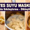 Patates Suyu Maskesi ile Göğüs Sıkılaştırma – Dikleştirme