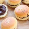 Çikolatalı Mini Hamburger Brioş (Brioche) – Çocuklar İçin