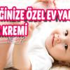 Bebek İçin Ev Yapımı Organik Pişik Kremi