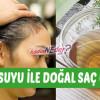 Soğan Suyu İle Doğal Saç Uzatma