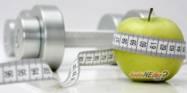 elma diyeti zayıfltır mı?