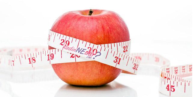 elma diyeti ile zayıflama