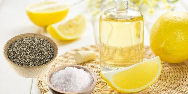 limon karabiber tuz