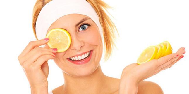 limonlu maske