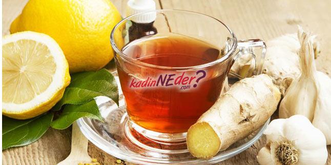 sarımsak çayı nasıl yapılır