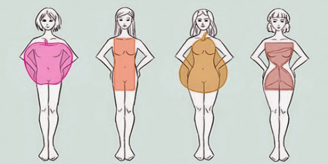 armut tipi vücut
