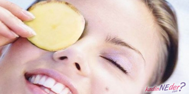 göz altı patates