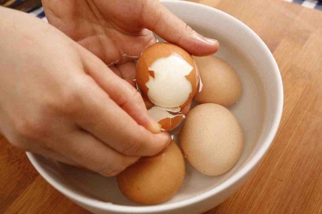 kolay yumurta soyma