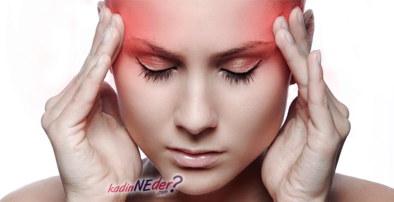 baş ağrısına doğal çözüm