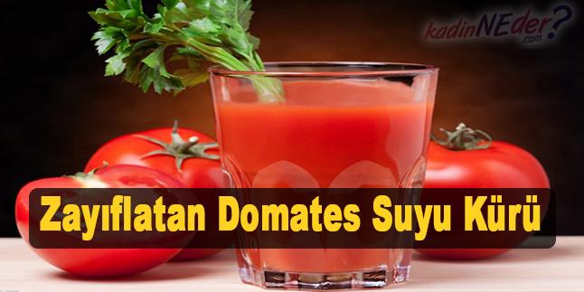 domates suyu kürü