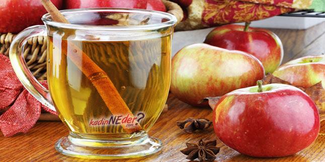 elma çayı