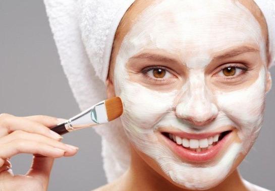 karbonat yoğurt maskesi