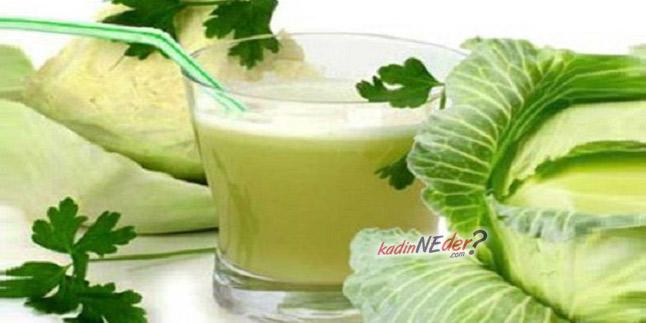 lahana limon maydanoz kürü