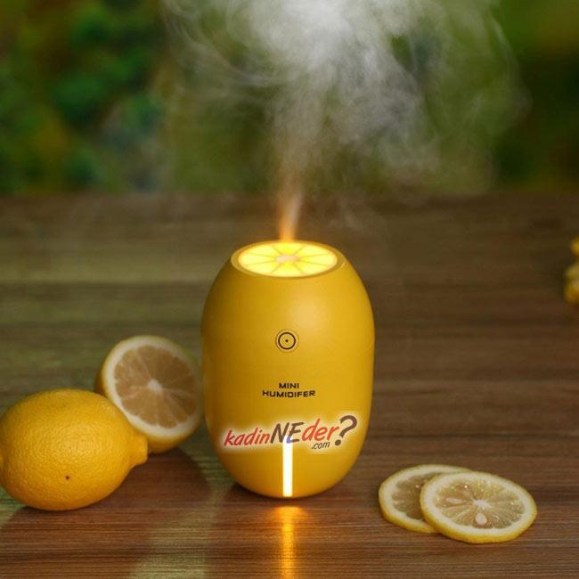 limonlu oda kokusu